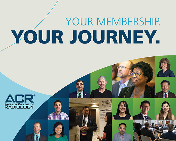 American College of Radiology > ACRMembership > ACR Get Started